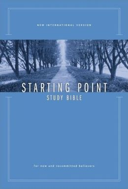 Starting Point Study Bible: New International Version (NIV)