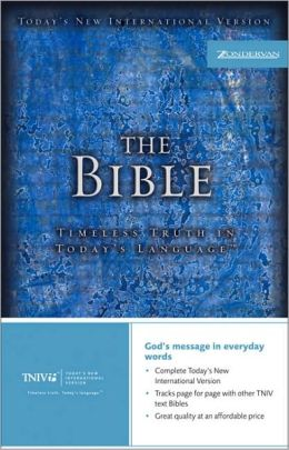 The TNIV Bible: Timeless Truth in Today's Language