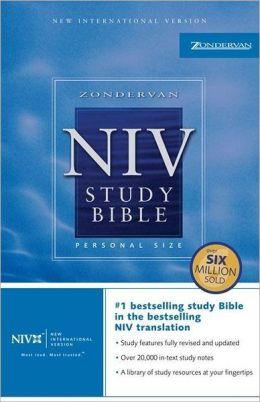 download niv study bible