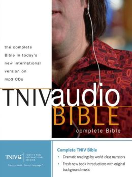 TNIV Audio Bible: Complete Bible