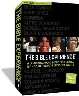 Inspired By . . . The Bible Experience: New Testament: A Dramatic Audio Bible Performed by 400 of Today's Biggest Stars