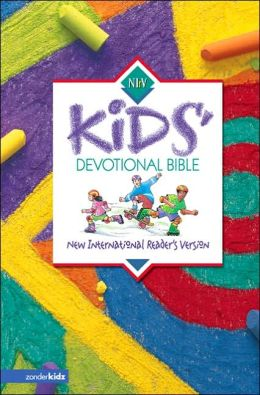 Kids' Devotional Bible: New International Reader's Version (NIrV)
