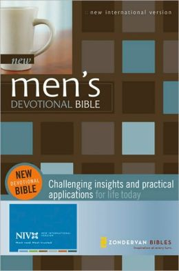New Men's Devotional Bible