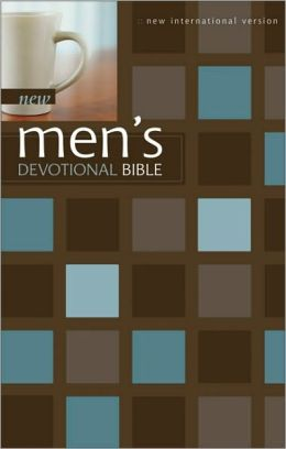 New Men's Devotional Bible, Compact