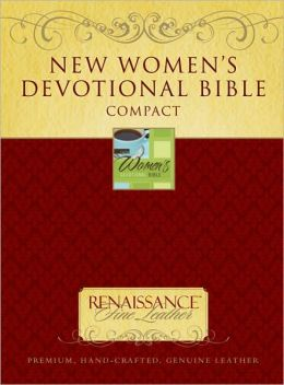 New Women's Devotional Bible, Compact