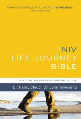 NIV Life Journey Bible: Find the Answers for Your Whole Life Henry Cloud and John Townsend