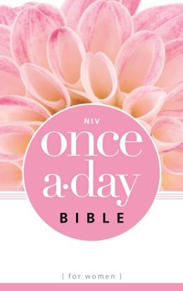 NIV Once-A-Day Bible for Women