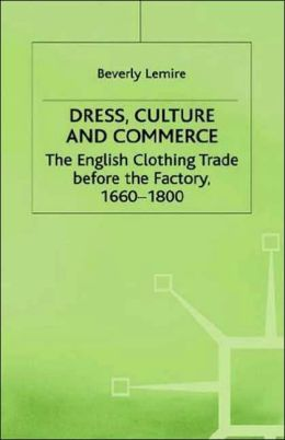 Dress Culture And Commerce