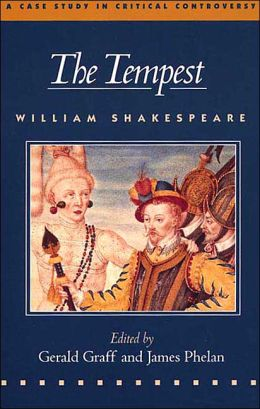 The Tempest (Case Studies in Critical Controversy Series)