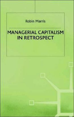 Managerial Capitalism In Retrospect