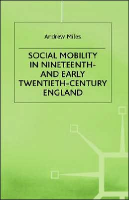 Social Mobility In 19th Century England