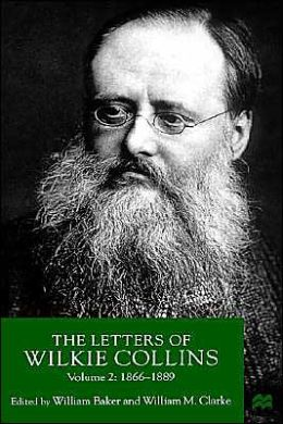 Letters Of Wilkie Collins