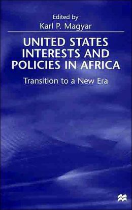 Us Interests And Policies In Africa