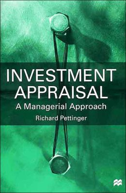 Investment Appraisal: A Managerial Approach