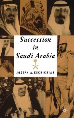 Succession In Saudi Arabia