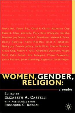 Women, Gender, Religion