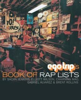 EgoTrip's Book of Rap Lists: Book of Rap Lists
