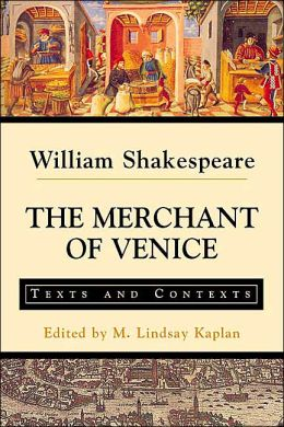 Merchant of Venice: Texts and Contexts