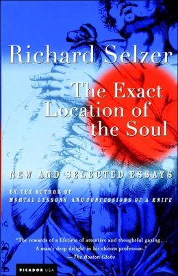 The Exact Location Of The Soul