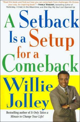 Setback Is a Setup for a Comeback