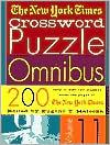 New York Times Crossword Puzzle Omnibus