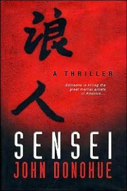 Sensei (Connor Burke Martial Arts Series #1)