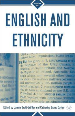 English and Ethnicity