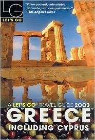Let's Go 2003: Greece