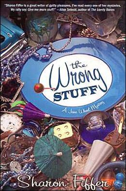 The Wrong Stuff (Jane Wheel Series #3)