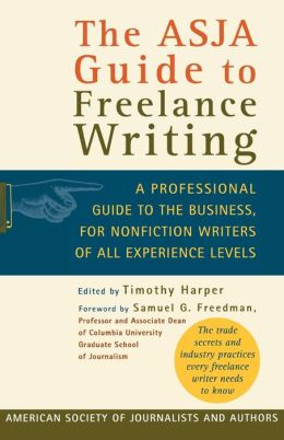 ASJA Guide to Freelance Writing