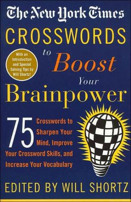 Crosswords to Boost Your Brainpower (New York Times Series)