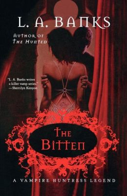 The Bitten (Vampire Huntress Legend Series #4)
