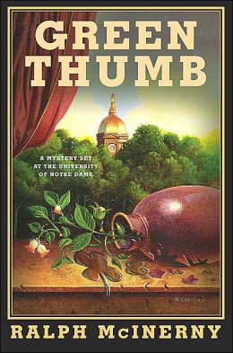 Green Thumb (Notre Dame Mystery Series #8)