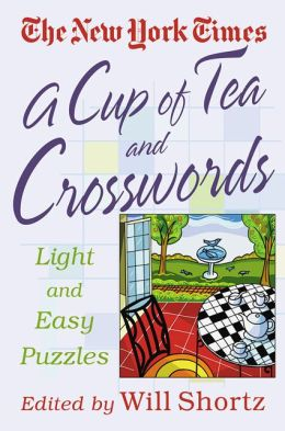 New York Times a Cup of Tea and Crosswords