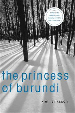 The Princess of Burundi (Ann Lindell Series #1)