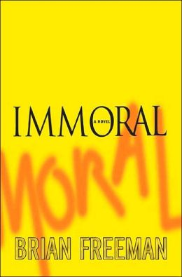 Immoral (Jonathan Stride Series #1)