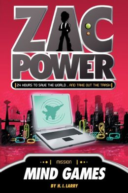 Mind Games (Zac Power Series #3)