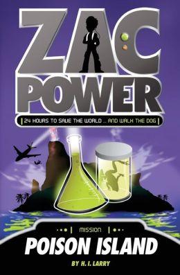 Poison Island (Zac Power Series #1)