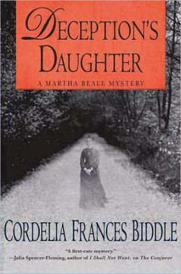 Deception's Daughter (Martha Beale Mysteries Series)