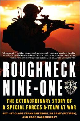 Roughneck Nine-One Hans Halberstadt