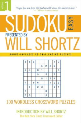 Sudoku Easy Presented by Will Shortz