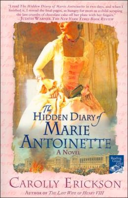 Hidden Diary of Marie Antoinette