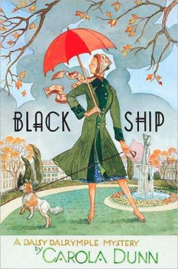 Black Ship (Daisy Dalrymple Series #17)