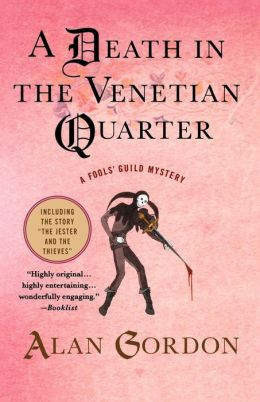 Death in the Venetian Quarter (Fool's Guild Series #3)