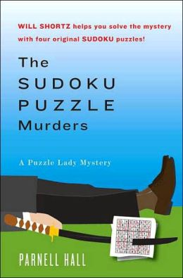 The Sudoku Puzzle Murders (Puzzle Lady Series #9)
