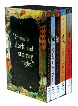 A Wrinkle in Time Quintet Boxed Set