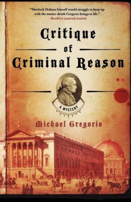Critique of Criminal Reason (Hanno Stiffeniis Series #1)
