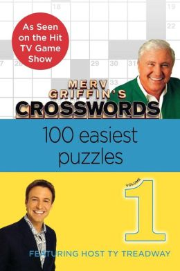 Merv Griffin's Crosswords Volume 1: 100 Easiest Puzzles