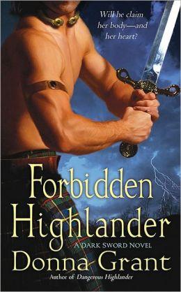 Forbidden Highlander (Dark Sword Series #2)
