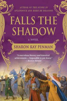 Falls the Shadow (Welsh Princes Series #2)